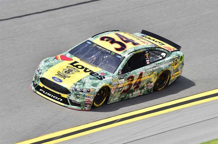 Starting lineup for Coke Zero 400 Friday, June 30, 2017 Landon Cassill will start 26th in the No. 34 Front Row Motorsports Ford Crew chief: Donnie Wingo Spotter: Freddie Kraft Photo Credit: John K Harrelson NKP Photo: 26 / 40