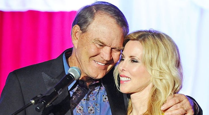 Country Music Lyrics - Quotes - Songs Kim campbell - Glen Campbell's Widow Says 'Final Goodbye' In Emotional Eulogy - Youtube Music Videos https://countryrebel.com/blogs/videos/glen-campbells-widow-says-final-goodbye-in-emotional-eulogy