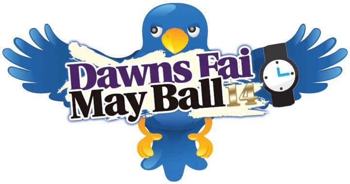Dawns Fai 2014 Tocynnau Cynnar // May Ball 2014 Early Bird Tickets