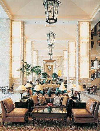 Location JW Marriott Desert Ridge Lobby Scottsdale Resort Dining Happy Hours