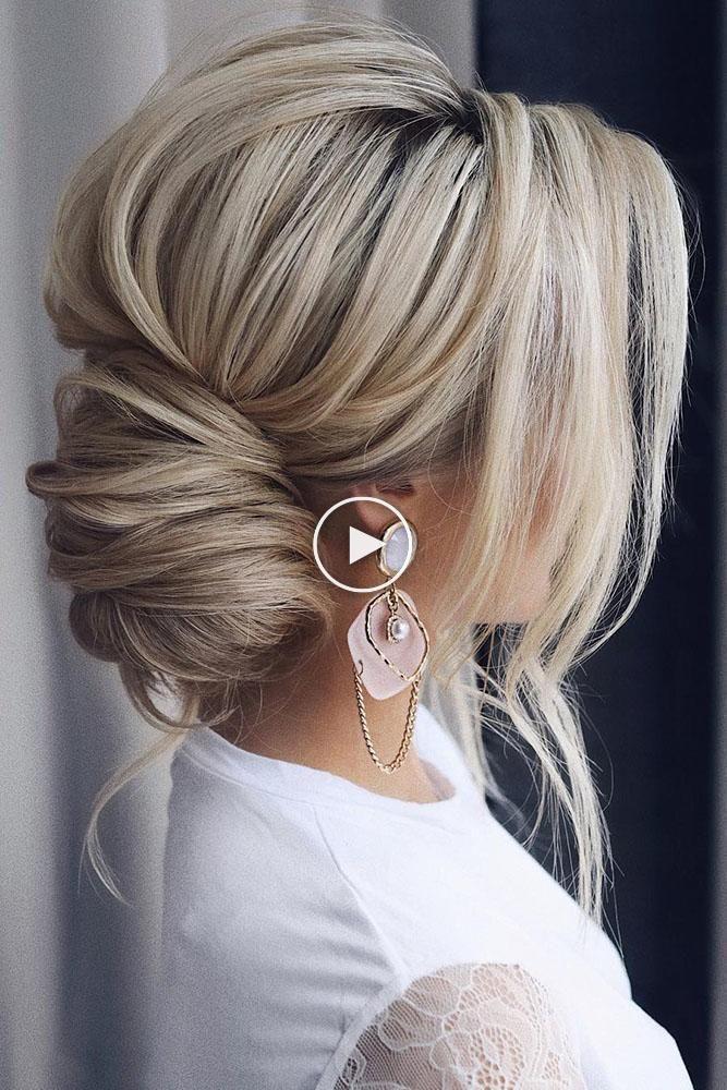 30 Zeitlose Brautfrisuren Brautfrisuren Hochgesteckt Zeitlose Brautfrisur Hochsteckfrisuren Kurze Haare Frisur Braut