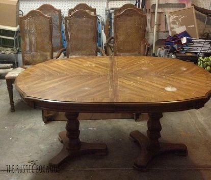 25 Best Ideas About Vintage Dining Tables On Pinterest