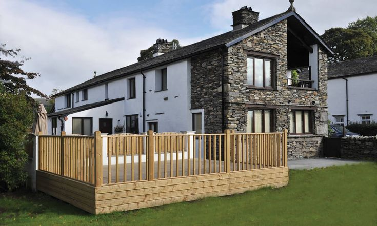 Welcome to Ecclerigg Garth in the Lake District. Just one of our a huge range of Lakelovers holiday cottages.