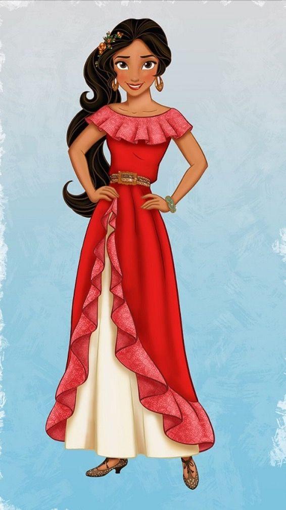 ¡Buenas noticias para los latinos! Tenemos princesa Disney, su nombre es Elena y la describen como una princesa segura y compasiva, lo malo, debemos esperar hasta el 2016 para verla en pantalla. #disney #princess #latinos #actualidad