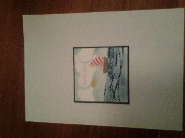 Een bedankkaartje met de swirly bird bundle