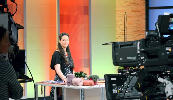 Live beim ARD Buffet - Schau mit mir hinter die Kulissen (inkl. Video Tutorial)