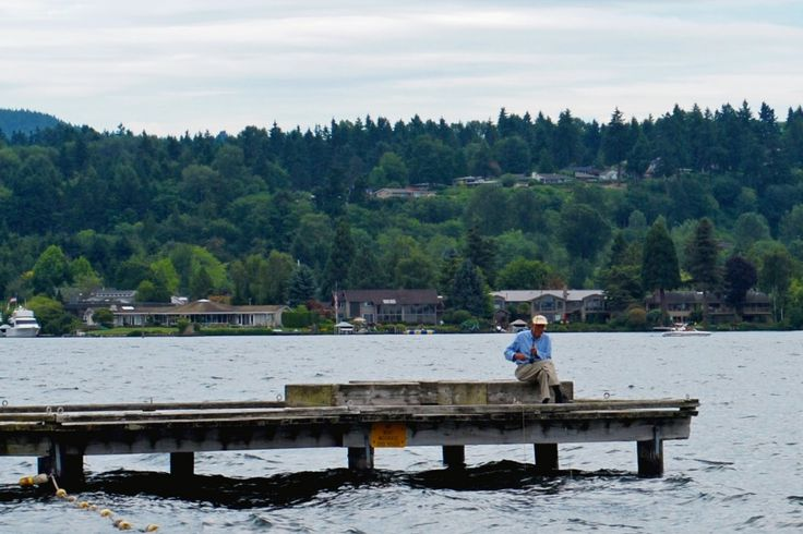 61 best images about get outdoors in bellevue on for Fishing lake washington