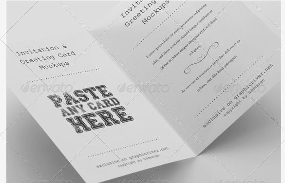 31 best greeting card mockup images on pinterest design patterns design templates and miniatures. Black Bedroom Furniture Sets. Home Design Ideas