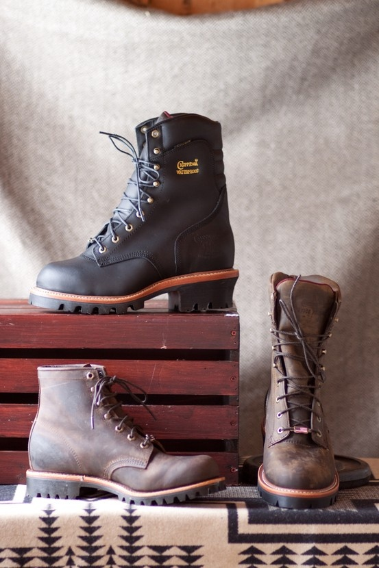 American made @Chippewa Boots are our best selling right now ...