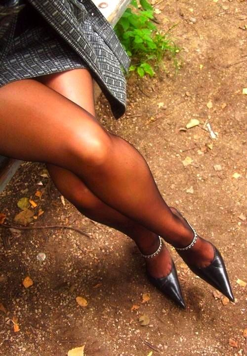 Leg Addiction Pantyhose And Pantie