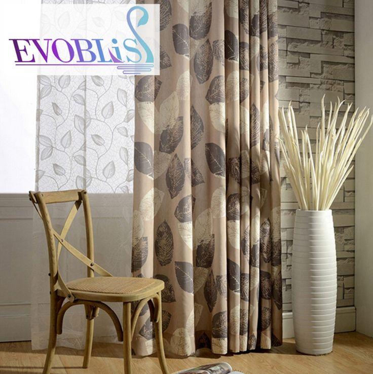 17 mejores ideas sobre cortinas para salon modernas en pinterest ...