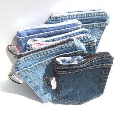 Hobi günlüğü: Kot pantolon ceplerinden cüzdan