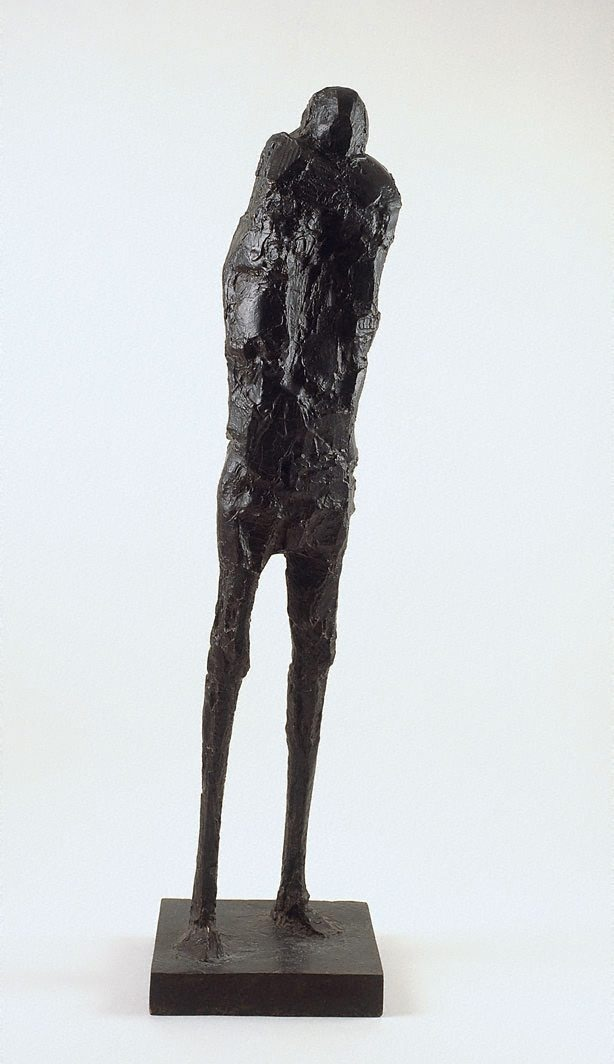 Sentinel, (1962) by Oliffe Richmond :: The Collection :: Art Gallery NSW