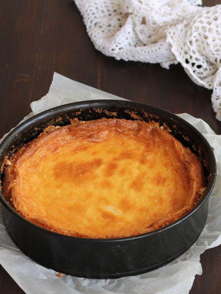 Cheesecake cotta al forno ricetta della famosa torta New York cheesecake, la cheesecake americana famosa in tutto il mondo per la sua bontà.