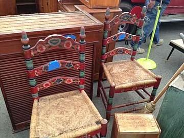 46 best Painted Mexican furniture images on Pinterest