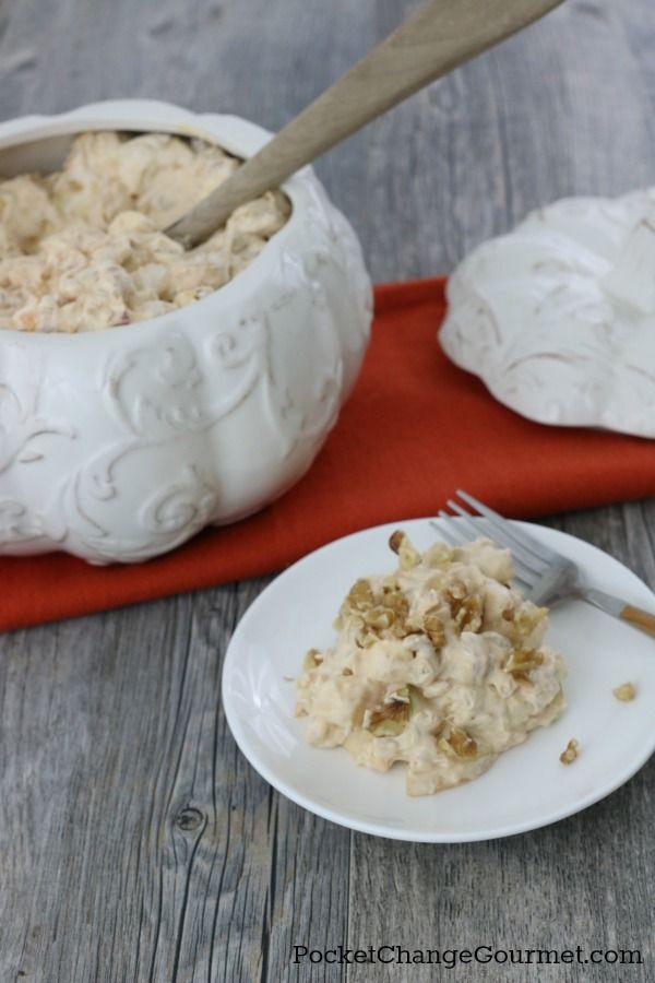 Taffy Apple Salad – Pocket Change Gourmet