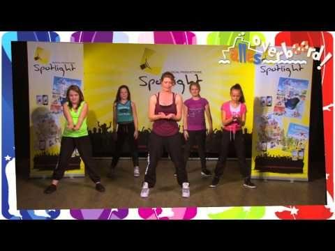 """Dansvideo """"Wereldreis"""" - uit de musical Alles Overboord - YouTube"""