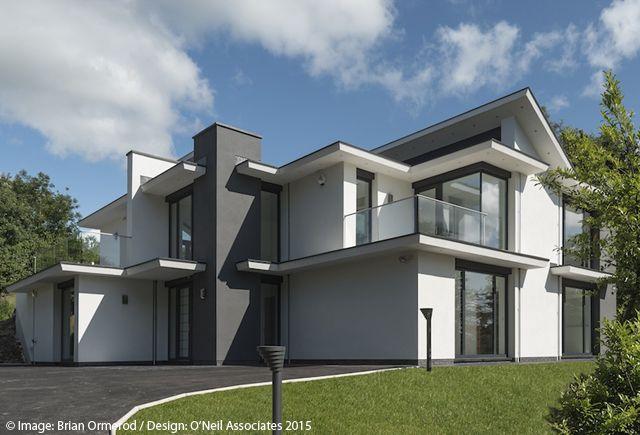 Maple Grove - modernism arrives in Cumbria
