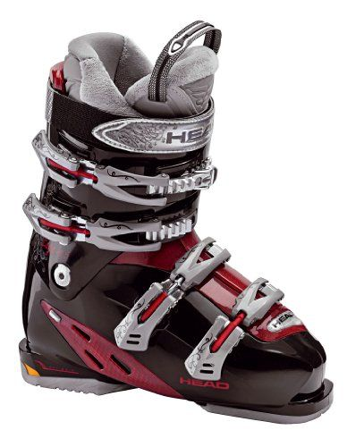Head Edge 8.5 Women's Ski Boots Black/Red 23.5 « StoreBreak.com – Away from the busy stores