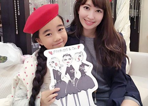 Instagram話題世界を飛び回るスーパーキッズLaraちゃん(10歳)から目を離せない!