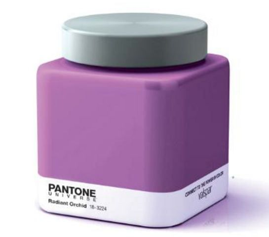 A COLORFUL LIFE: The 2014 Pantone colour of the year is Radiant orchid