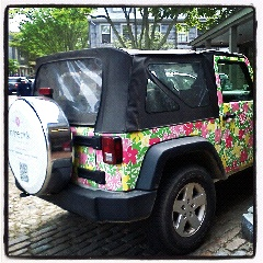 Lily Pulitzer Jeep!Young Things, Lilly Pulitzer, Paintjob Inspiration, Future Jeeps, Southern Riding, Lilies Pulitzer, Lily Pulitzer, Pulitzer Jeeps Mom, Adorable Jeeps
