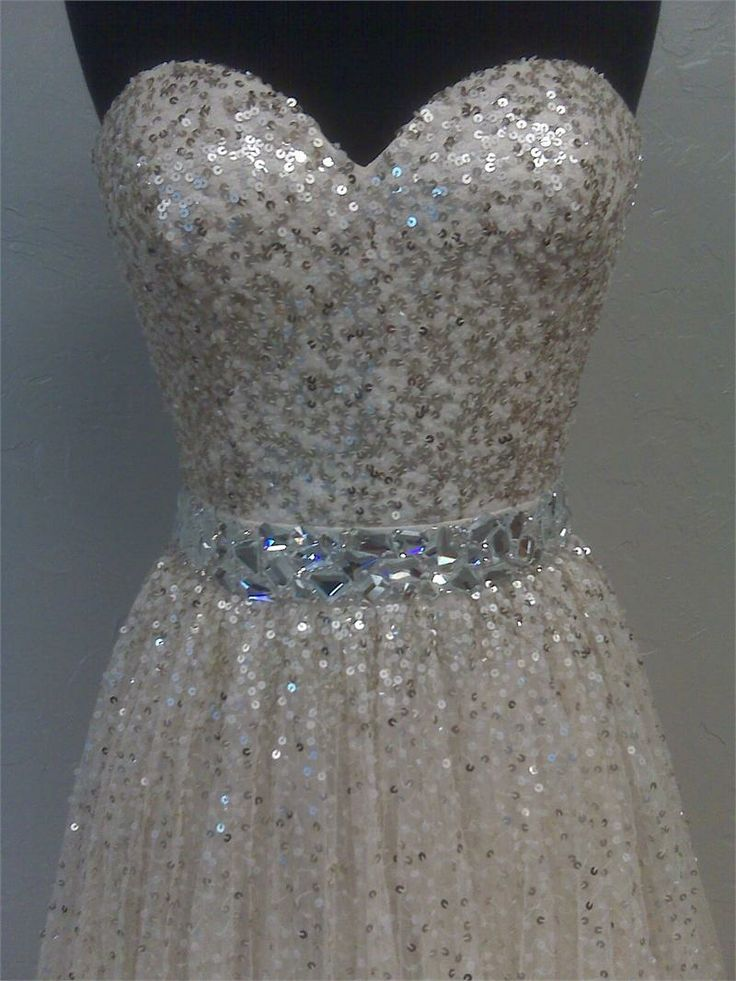 Sherri Hill Evening dress 2545 - I want to go to a ball.