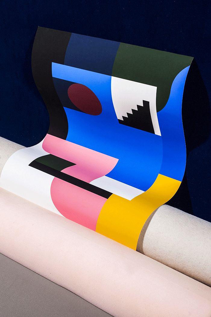 ©les graphiquants - Stephane Kélian - 2015 - #pattern #graphic #design #poster #nuancier #illustration #stephanekelian #lookbook #FW15