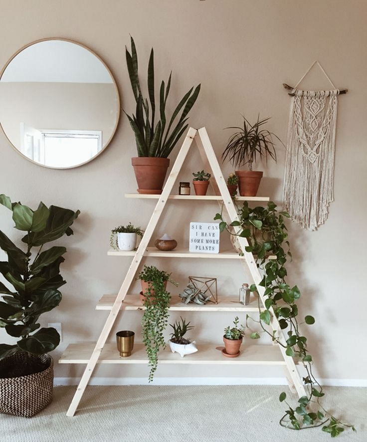 15 Awesome Flower Rack Design Ideas To Decorate Your Home Interior