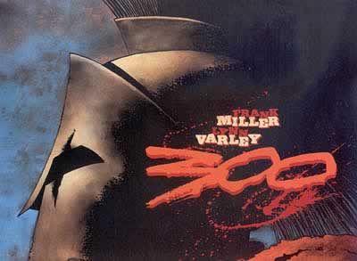 Frank Miller. '300'