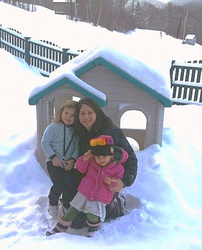 One mom's tips for a successful family ski trip. What to buy vs. rent, how to introduce timid kids to the slope, and more.