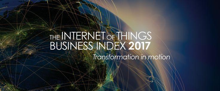The Economist Intelligence Unit IoT Business Index 2017