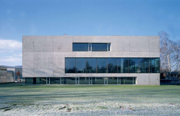Morscher Architekten, Hannes Henz · New school building Bünzmatt III