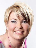 Damen Frisuren Kurz Rundes Gesicht Frisur Blond Kurz Rundes Gesicht Freche Frisu… –  – #Kurzhaarfrisuren