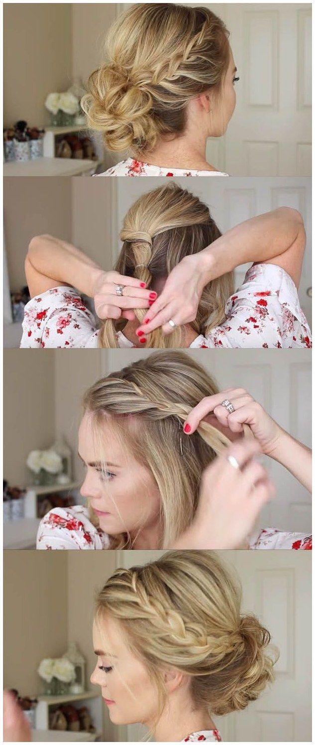 Finehair shorthair hairstyles beautiful bridesmaid hairstyles