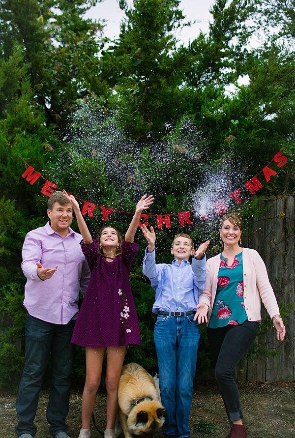 Allen, Plano, McKinney TX Family Photography Family Christmas Photos