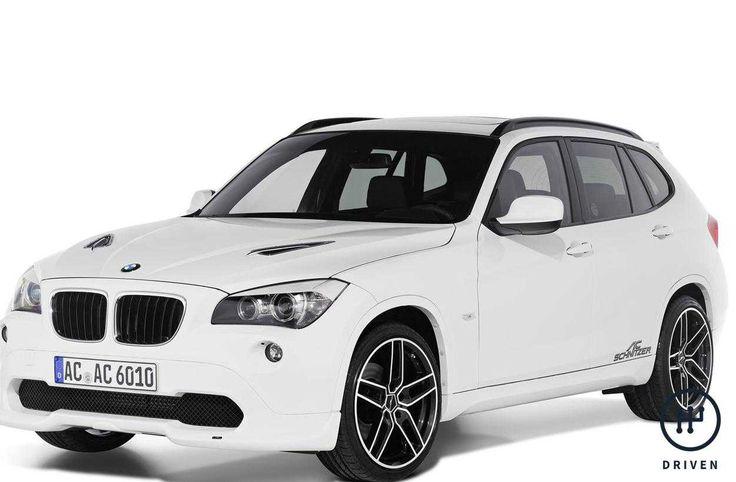 2010 AC Schnitzer BMW X1