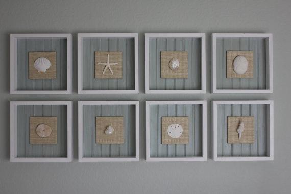 Sea Life Shadow Boxes ...