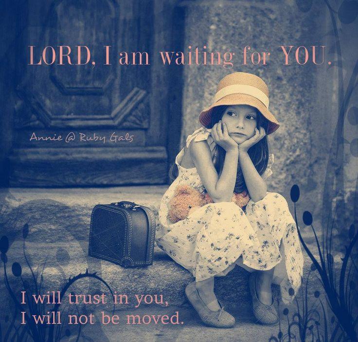 John Waller - While I'm Waiting [w/lyrics] - YouTube