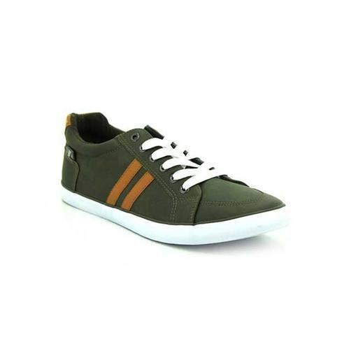 9e97b79ab7 Bata Army Green Casual North Star 8817301 for Men