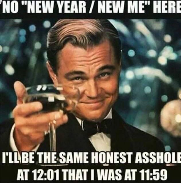 2017 New Year Memes – The Hush Feed