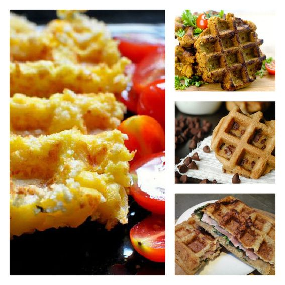 14 Things to do with a Waffle Iron besides make Waffles