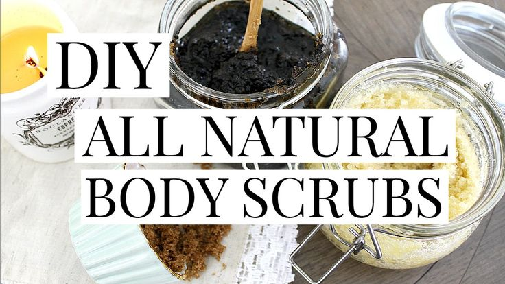 DIY: All Natural Body Sugar Scrubs | Kendra Atkins