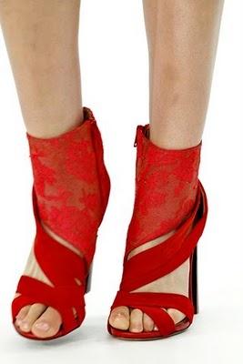 Erdem: Shoes Erdem, Red Shoes, Red Heels, Shoes Women, Red Red R, Erdem Shoes, High Heels, Red Envi, Fashion High