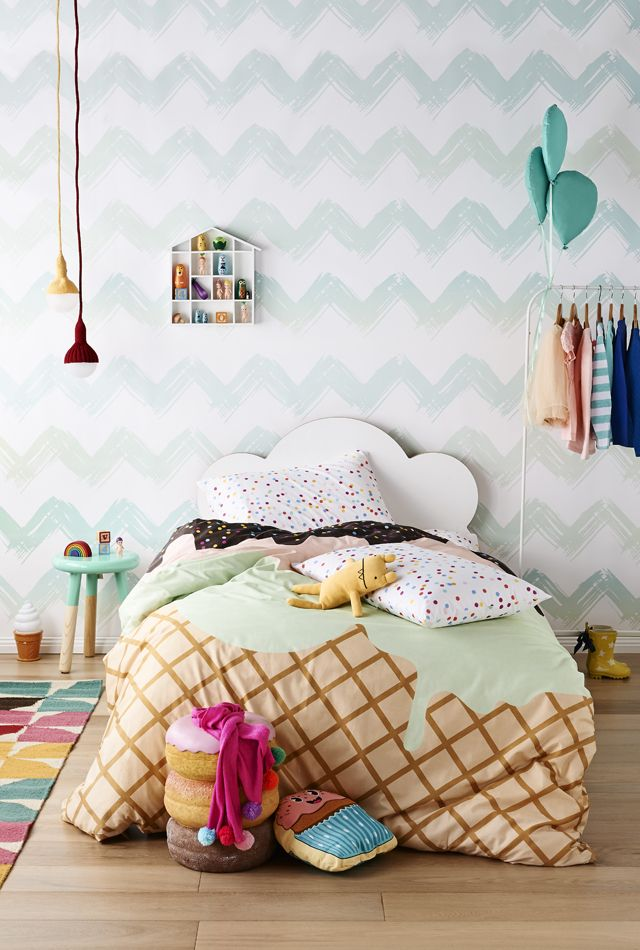 and of Rosie     s Mix   online  zigzag headboard clothes   patterns Beds Kid Creative cloud     wallpaper shopping   sites room Sacks