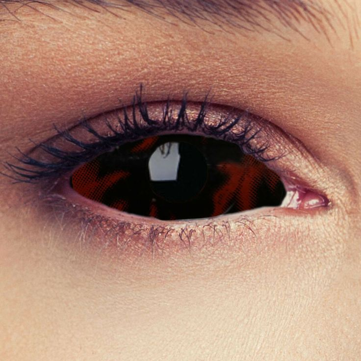 full black contact lenses - 736×736