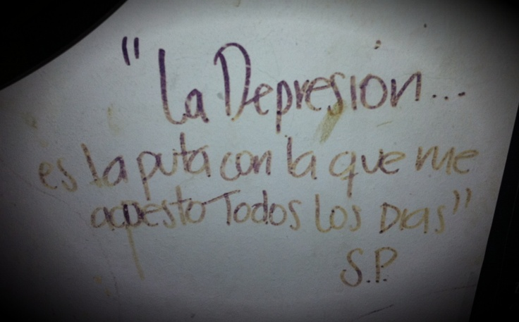 La Depresion... #Graffiti #Graffite #Graffiteur