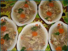 Холодец из курицы по-Грузински (Лабасхмули) - Рецепты Грузинской Кухни