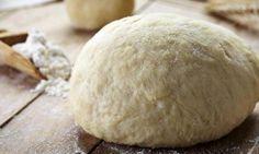 Combinez ces 6 ingrédients et obtenez une pâte à pizza maison en un tour de main