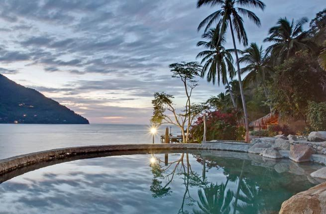 Cheap and Chic: 14 Affordable Hotels in Mexico | Fodors Hotel Lagunita in Yelapa 45 min from Porta Vallarta